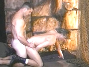 Fabulous male pornstars Paul Carrigan and Chaz Carlton in exotic hunks, masturbation homosexual po.