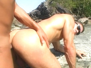 Best male pornstar in hottest blowjob, hunks gay porn scene