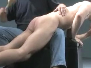 Horny male in incredible fetish, bdsm gay adult movie