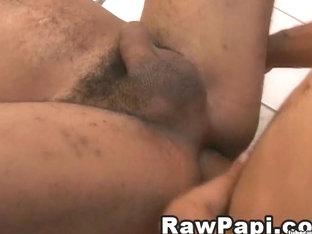 Steamy Latino Gay Anal Sex