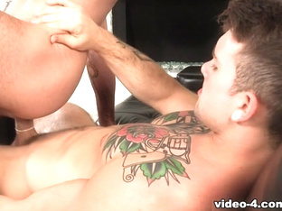 Heated 2 XXX Video: Sebastian Kross & Jack Hunter - FalconStudios