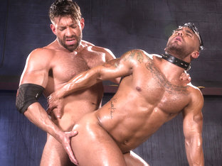 Bruno Bernal & Bruce Beckham in Wasteland, Scene #01 - RagingStallion