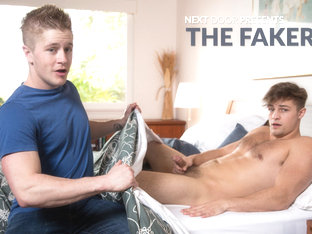 Chris Blades & Charlie Pattinson in The Faker - NextdoorStudios