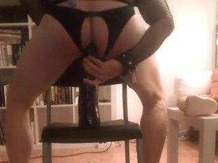 BDSM - assstretching, gaping, rosebud