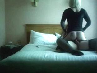 First crossdressing fuck video