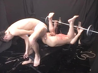Exotic Asian homosexual dudes in Amazing fingering, bdsm JAV video