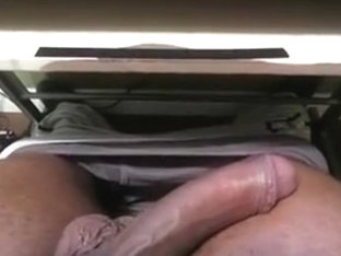 Quick jackoff session