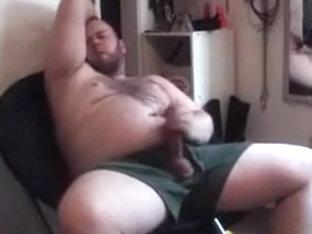 Chubby`s Cum Shot