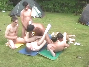 The Corruption Of Youth - Camping Orgy
