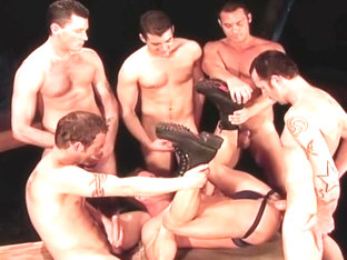 Barrett Long, Chad Hunt, Jude Collin, Rod Barry, Jed Willcox C.J. Knight - Pack Attack 3