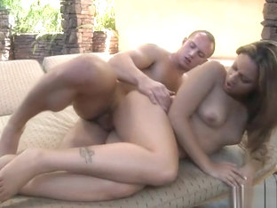 Hot Bubble Butt Muscle Stud John Magnums finally fucks a chick againbub