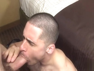 HOT Straight Guy Gets Fucked For Money