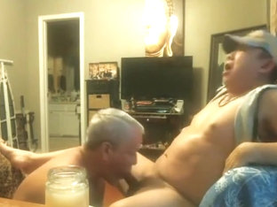 POPPERS TRAINING - FEEDING MY FROZEN CUM TO A CUM ADDICT FANS/ HUNGRY DADDY