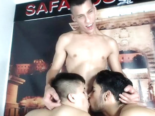 safadohunks private record 07/10/2015 from chaturbate