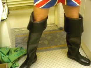 nlboots - british flag shorts waders vol two, piddle