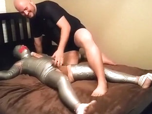 Duct Tape Tickle Doll