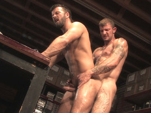 Ricky Sinz & Manuel DeBoxer in Rear Deliveries, Scene #03