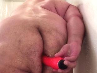 Arthurcurious plays with his ass