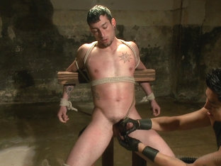 30 minutes Of Torment. Straight stud Casey More The Chair The Pit The Water Chamber