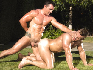 Heatstroke XXX Video: Landon Conrad, Jimmy Durano