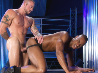 Fuck Hole XXX Video: Tyson Tyler, Sean Duran