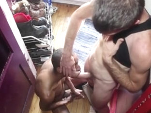 interracial out of the closet real sex footage