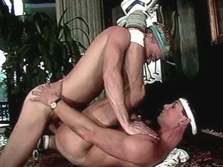 Jim Bentley & Rich Parsons in Making It Huge Scene 4 - Bromo