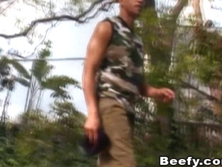 Hot Beefy Gay Loves To Hunt a Gay To Be Fuck