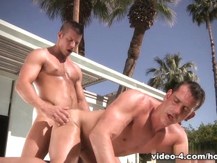 Kyle King & Matt Cole in Trunks 6 Scene