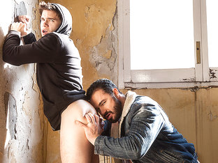 Jessy Ares & Will Braun in Lost Boy Part 1 - DrillMyHole