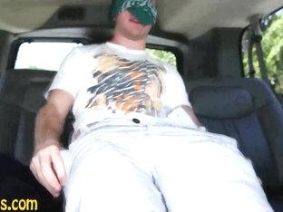 Straighty gets bj by pornstar