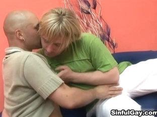 Cummy Kiss scene 5