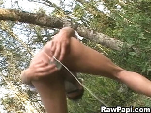 Wild Latino Gay Bareback Sex