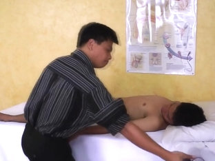 DoctorTwink Video: Kinky and Oral Examination