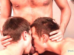 Eurocreme: Billy Rubens, Luke Desmond, Damian B.