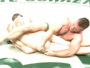 NakedKombat Paul Wagner vs Hayden Russo