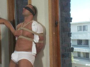Fabio Stallone Beefy Italian Stallion with Fat Cock