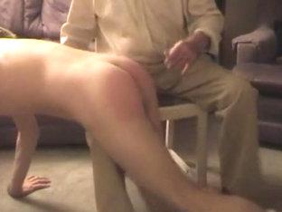 Gay spank
