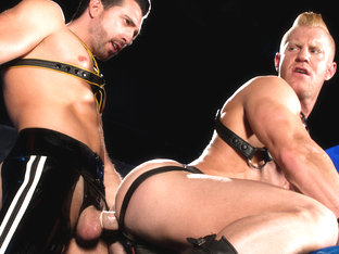 Jimmy Durano & Johnny V in The URGE - Huntin For Ass, Scene #04 - RagingStallion