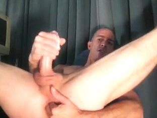 Amateur gay cumshot compilation