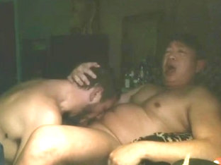 MARRIED BISEXUAL HUSBAND WANTED TO SUCK AND TASTE MY ASIAN DICK IN THE DARK