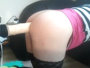 Testing my sissy a-hole with toys - part 6