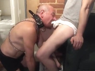 Slave vs spunkluv's jockey's