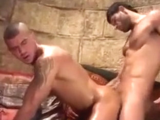 Turkish guys enjoy each other