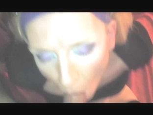 Blowjob and Facial for Chloe Anatomik