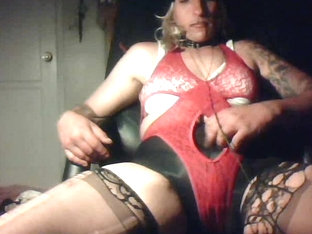 Nasty Crossdresser Video