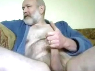 Daddy Blows a Big Load