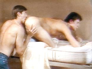 Jeff Converse & Mark Jennings in Winners Scene 6 - Bromo