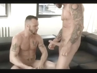 Rocco Steele & Drew Sumrok in sex bareback