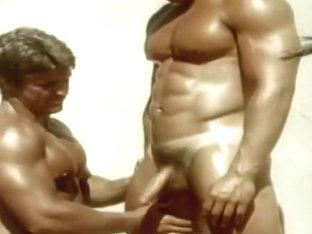 Best male in crazy uniform, hunks homo sex movie